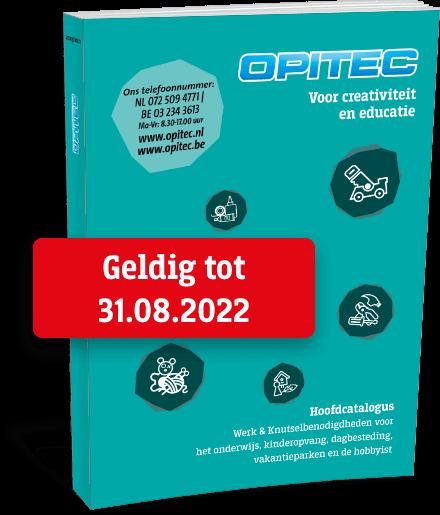 OPITEC hoofdcatalogus 2019 - 2021